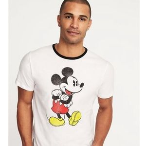 Old Navy Men's Mickey Mouse Tee